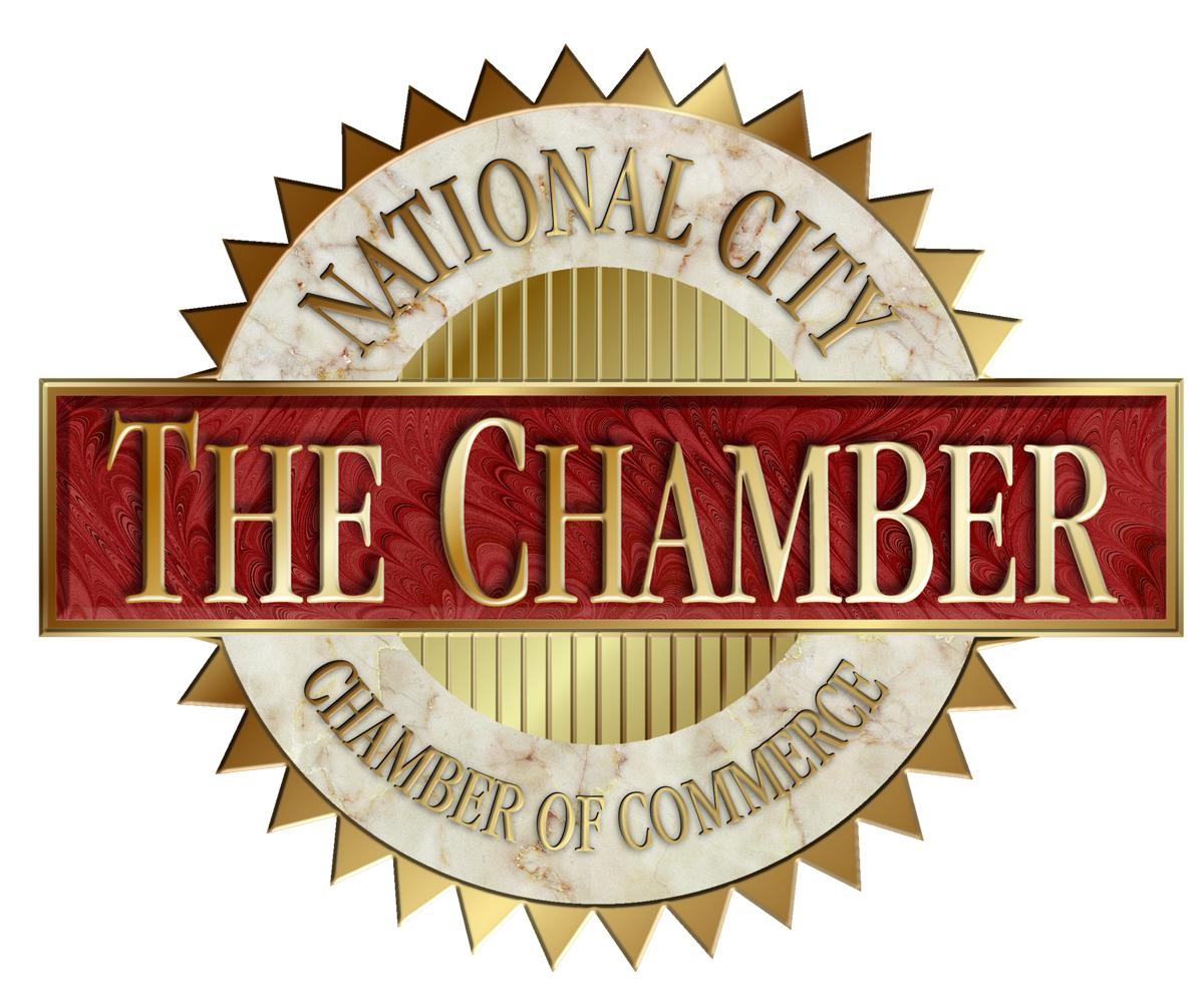 National City Chamber of Commerce logo