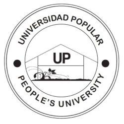 Universidad Popular logo