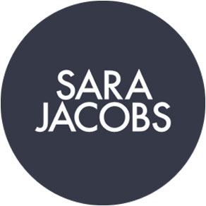 Circle with Sara Jacobs name