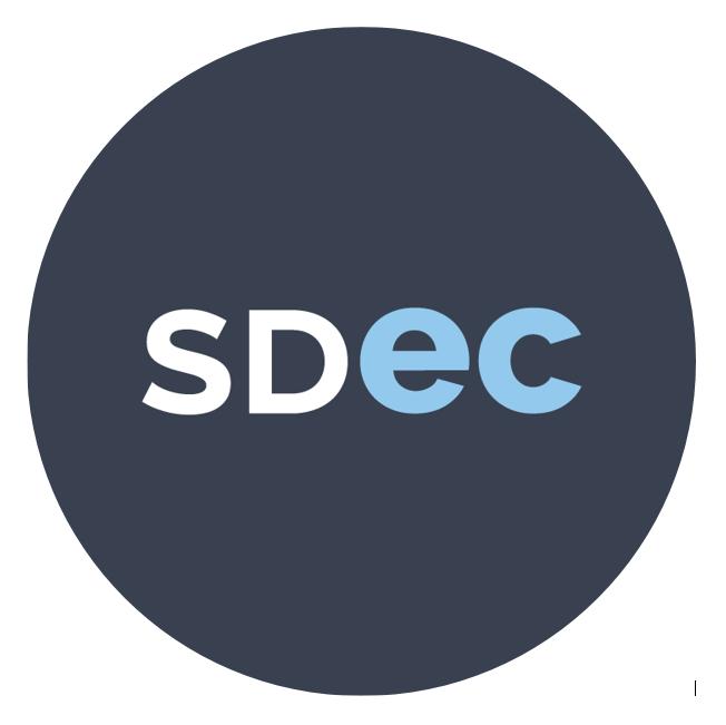 SDec logo