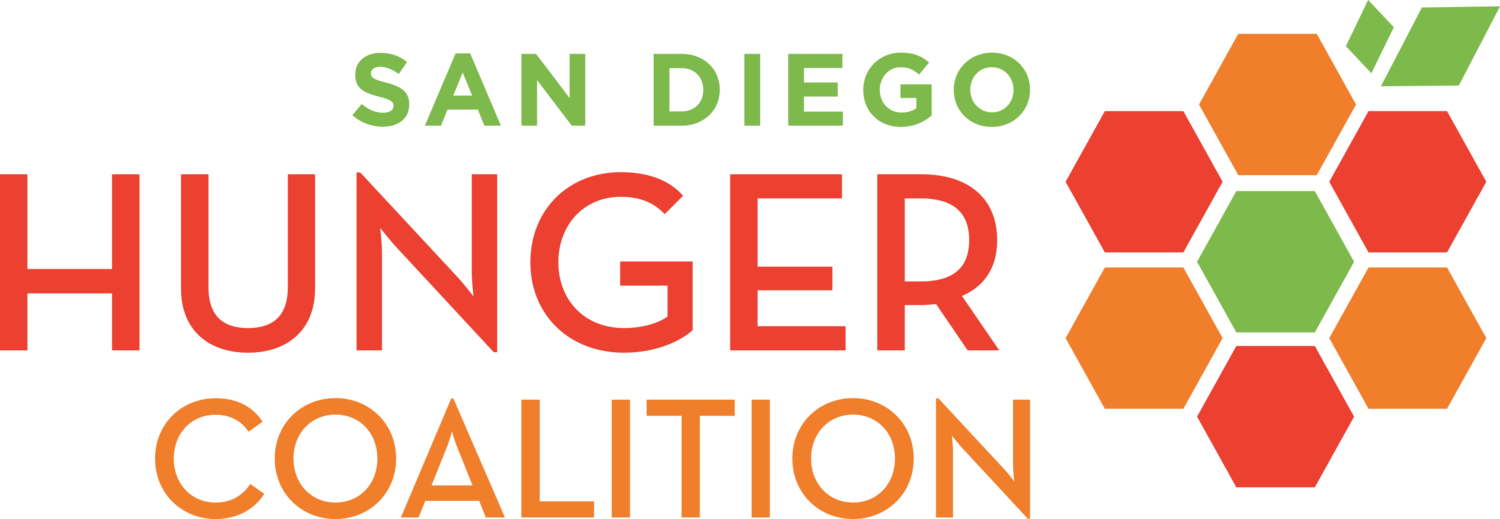 San Diego Hunger Coalition Logo